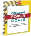 Creating Power Goals eBook