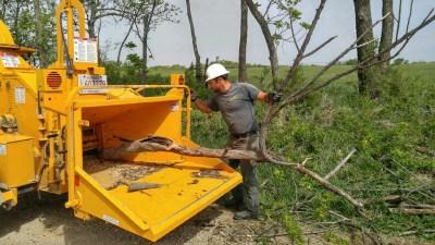 Tree work Emporia Topeka