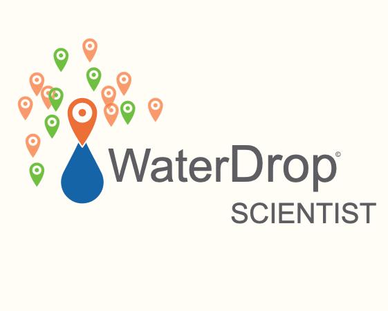 WaterDrop Scientist Logo