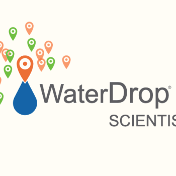 WaterDrop Scientist Logo