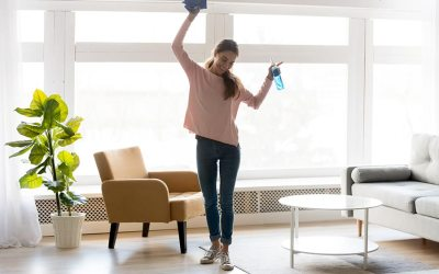 Keeping a Healthy Home with Seasonal Cleaning