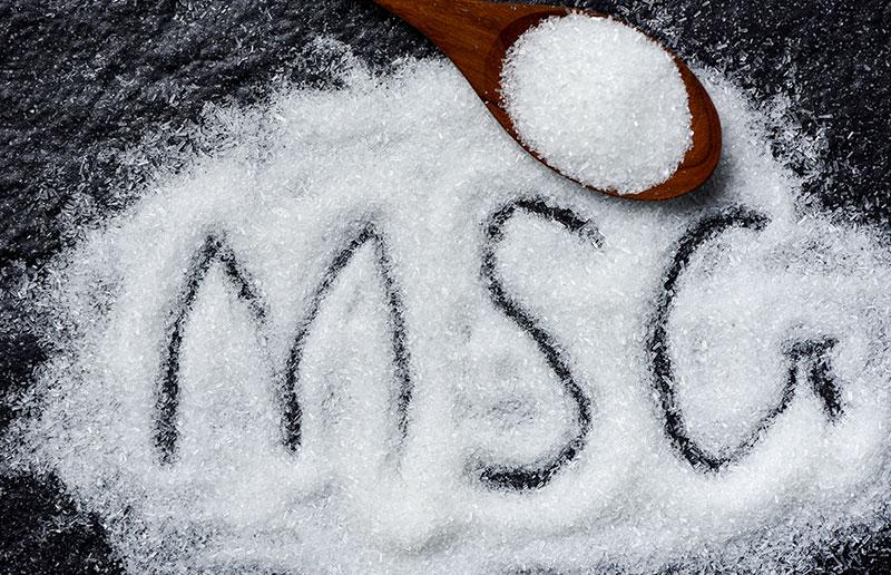 Avoid MSGs