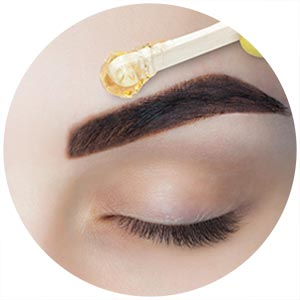 Brow Tinting and Waxing