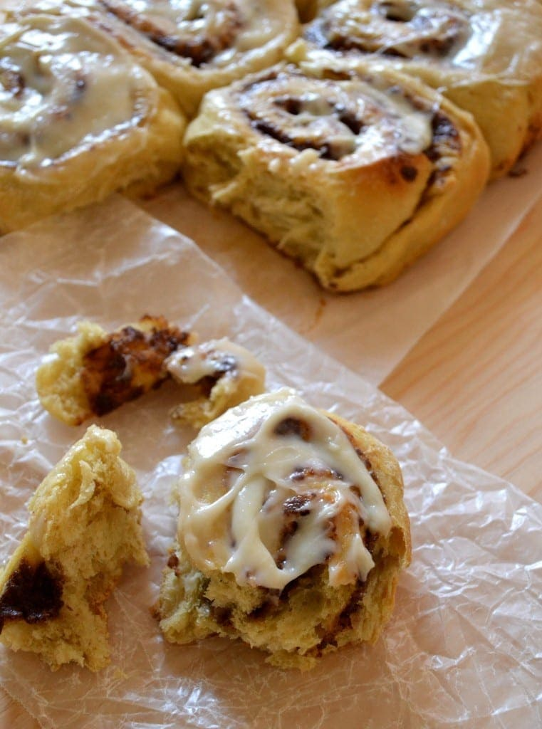 Yukon Gold Cinnamon Rolls Recipe
