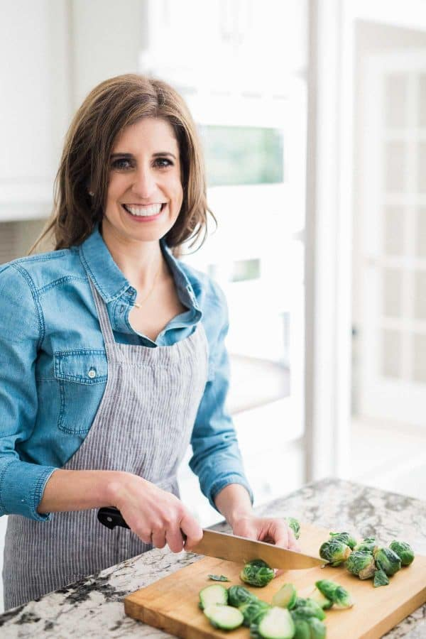 Erin Clarke, food blogger at the wholesome recipe blog, Well Plated