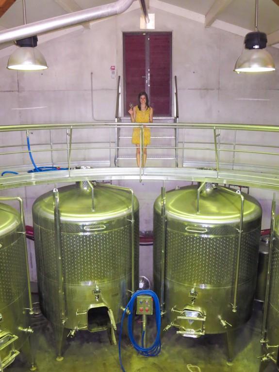 Domaine de Mourchon Winery