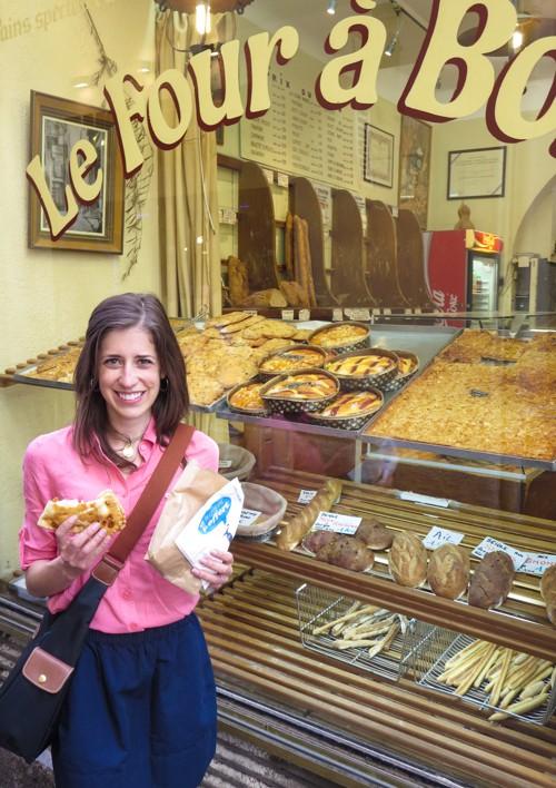 Espunga Bakery in Nice