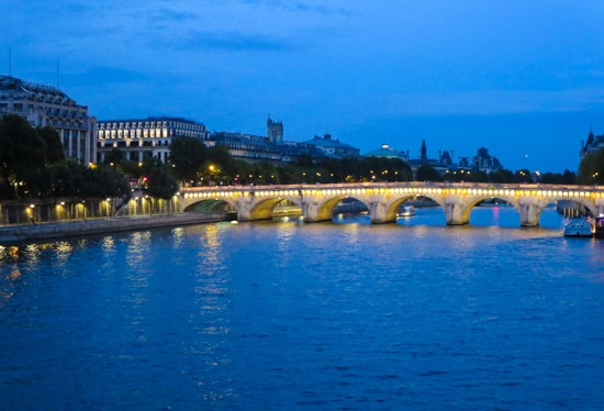 Seine at Night