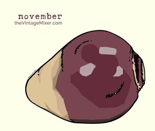 November #eatseasonal