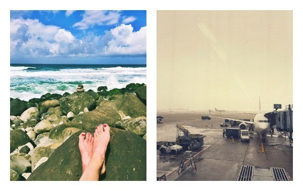Kauai Before and After Vacation