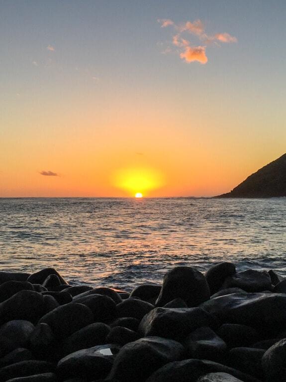 Sunrise at Mola'a