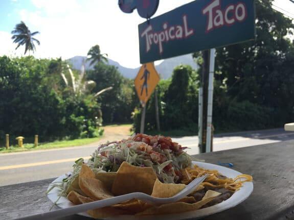 Tropical Taco