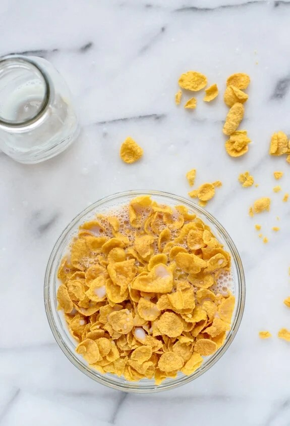 How to Pour Cereal-An April Fool's Day Recipe