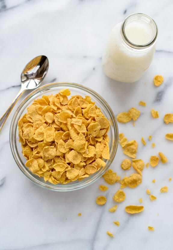 How to Pour Cereal-Pour Cereal-April Fool's Day Recipe