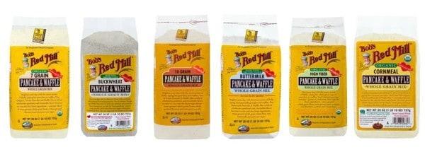 Pancake Mix Giveaway Pack