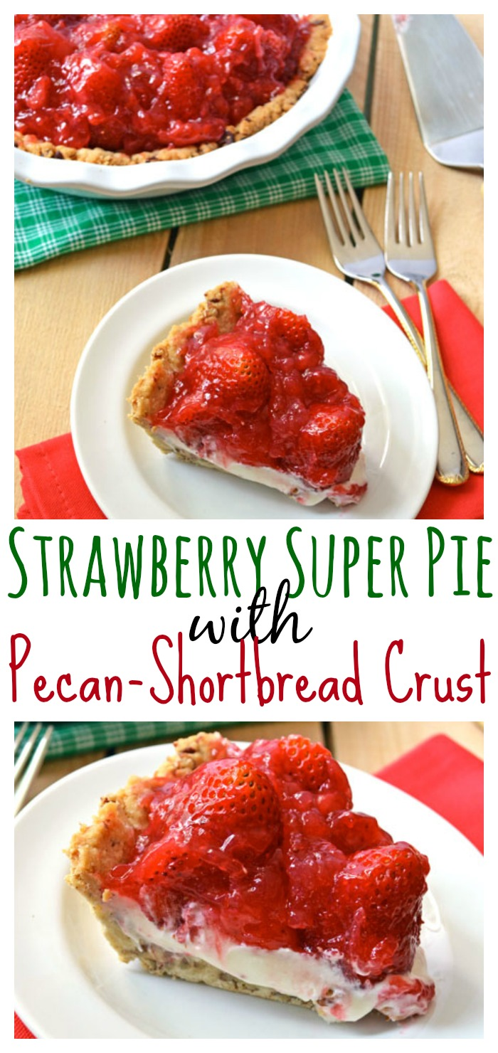 Strawberry Super Pie // Well-Plated