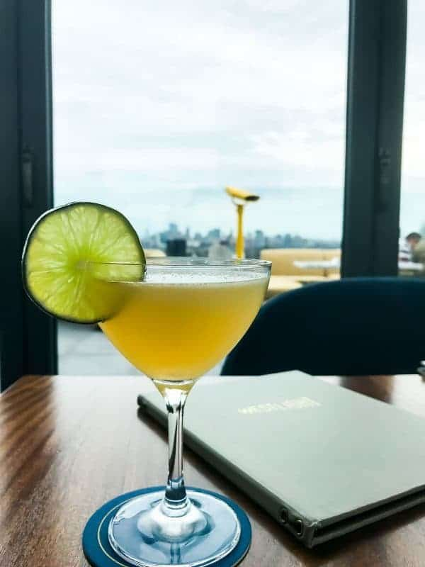 Fun places to eat in NYC - Westlight Rooftop Bar