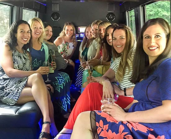 Blog Group in Limo