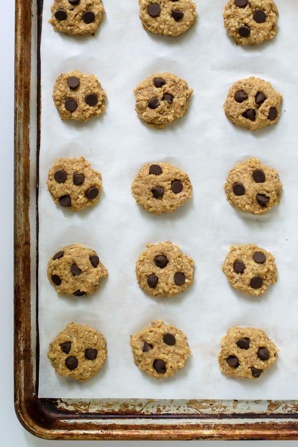 Best Ever Chocolate Peanut Butter No Bake Quinoa Cookies. Gluten free!