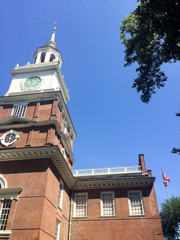 Independence Hall Building