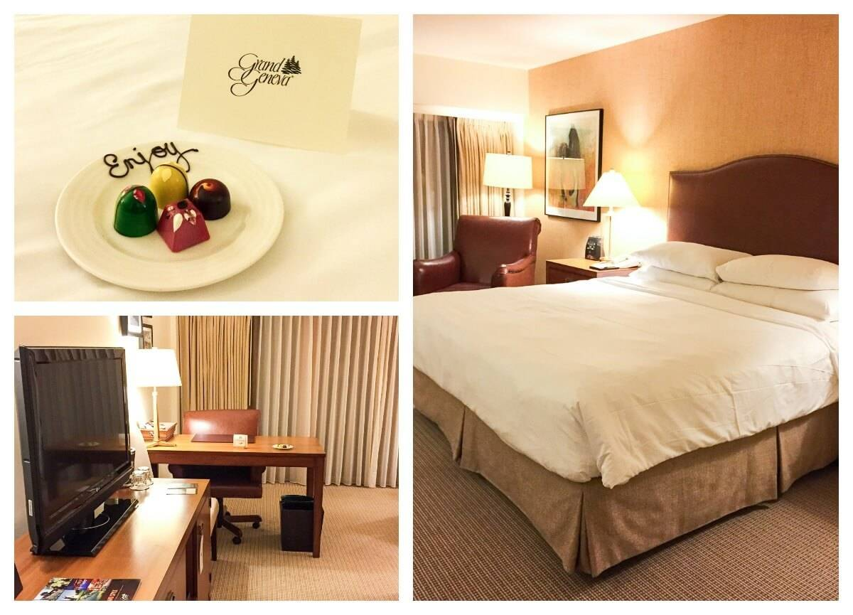 Grand Geneva Resort Hotel Room