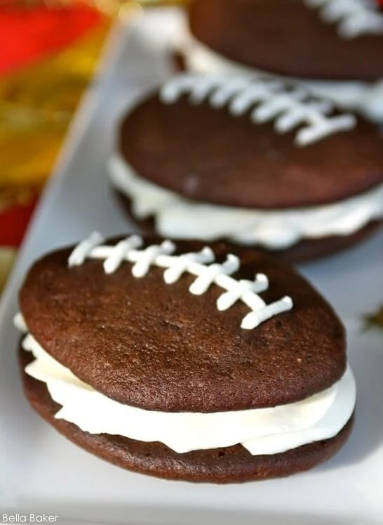 These whoopie pies are a football food worth cheering for!