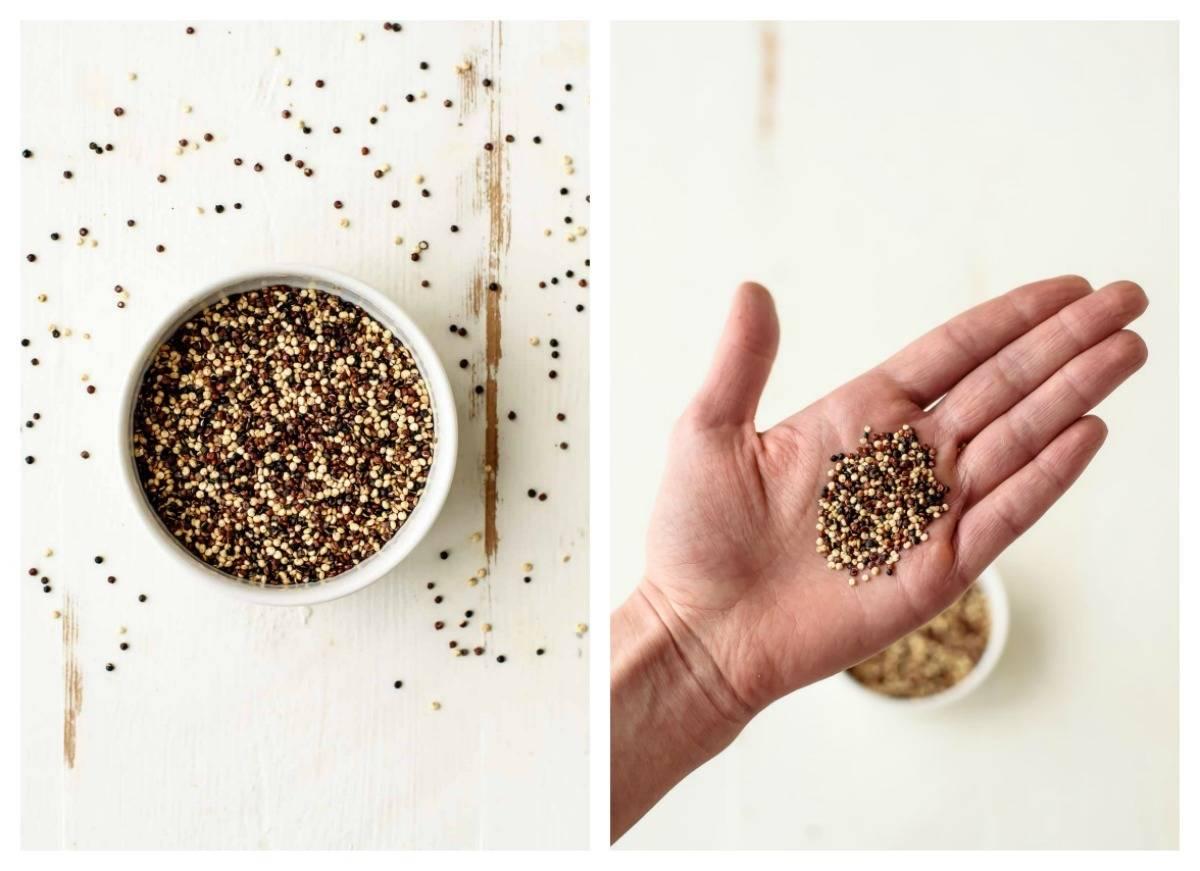 How to make puffed quinoa