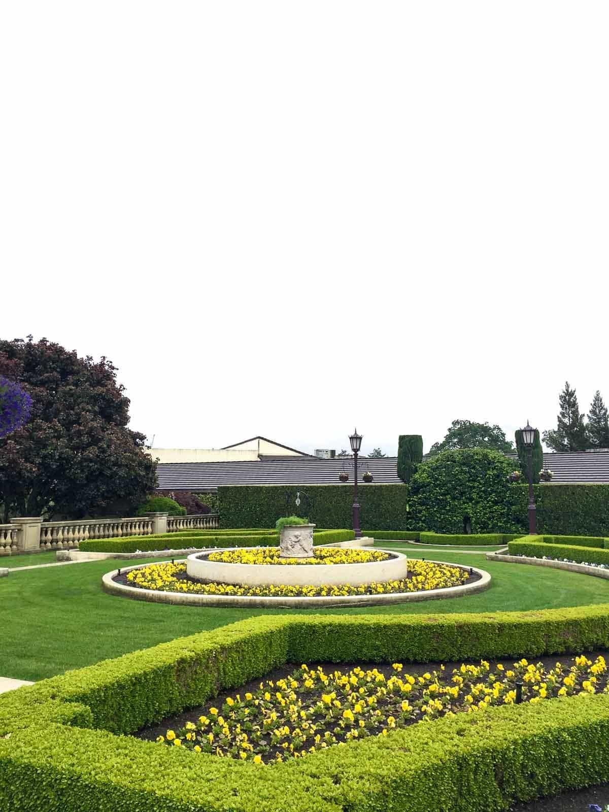 Ferrari-Carano-Gardens