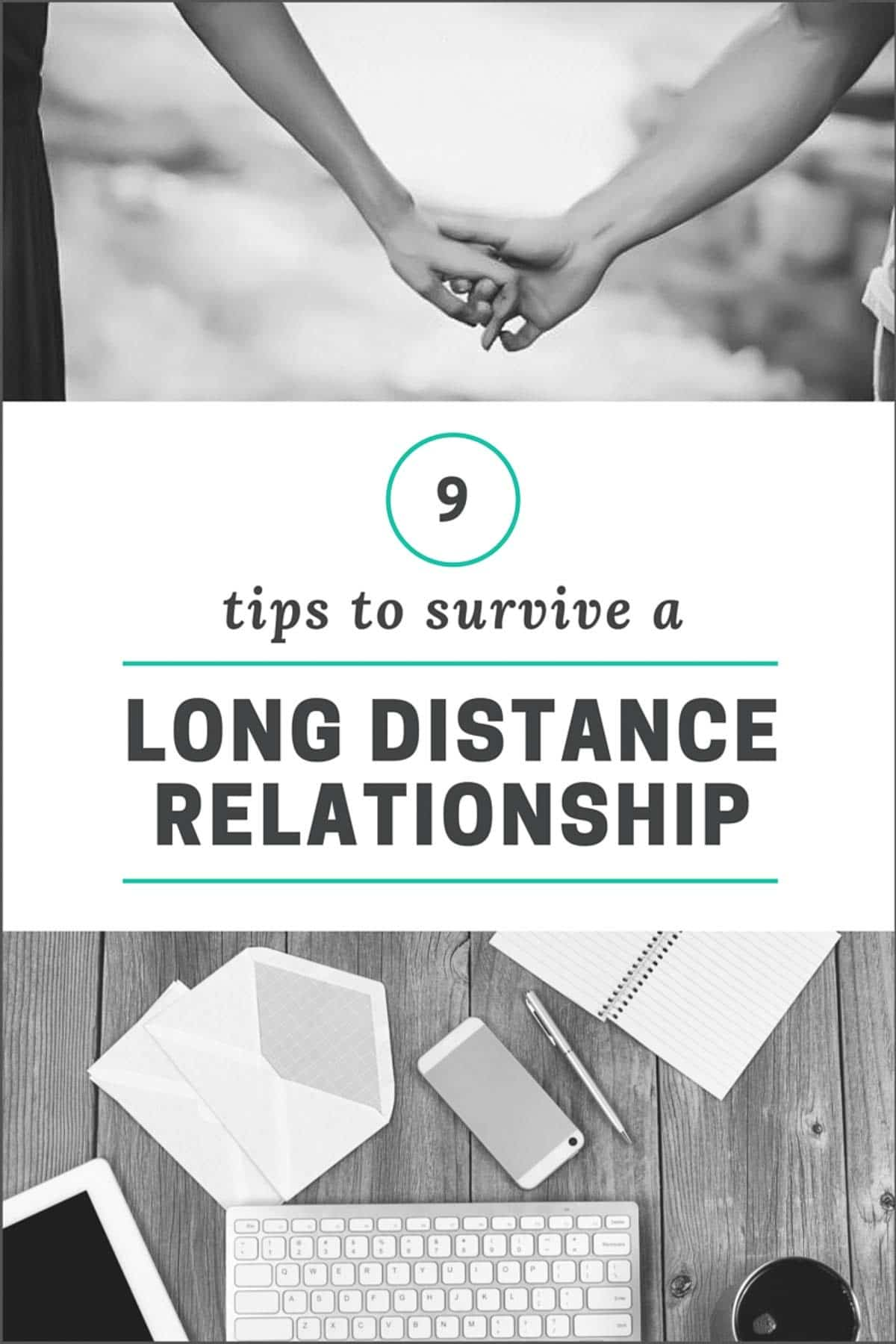 Practical advice and tips for how to make a long distance relationship work. A must read for anyone in a long distance relationship! @wellplated