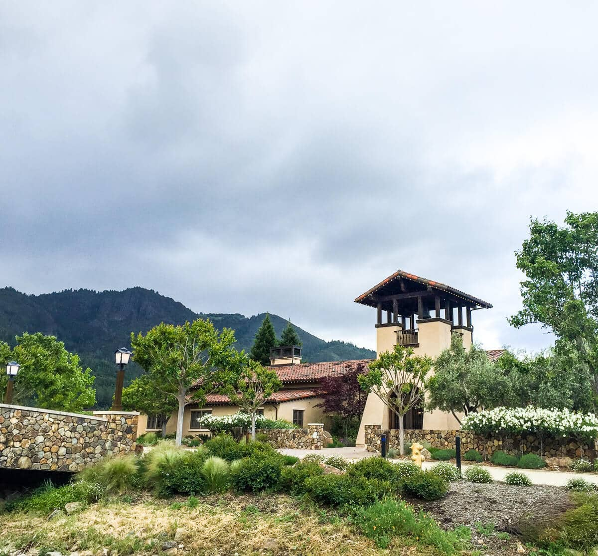 St. Francis. A best Sonoma winery to visit!