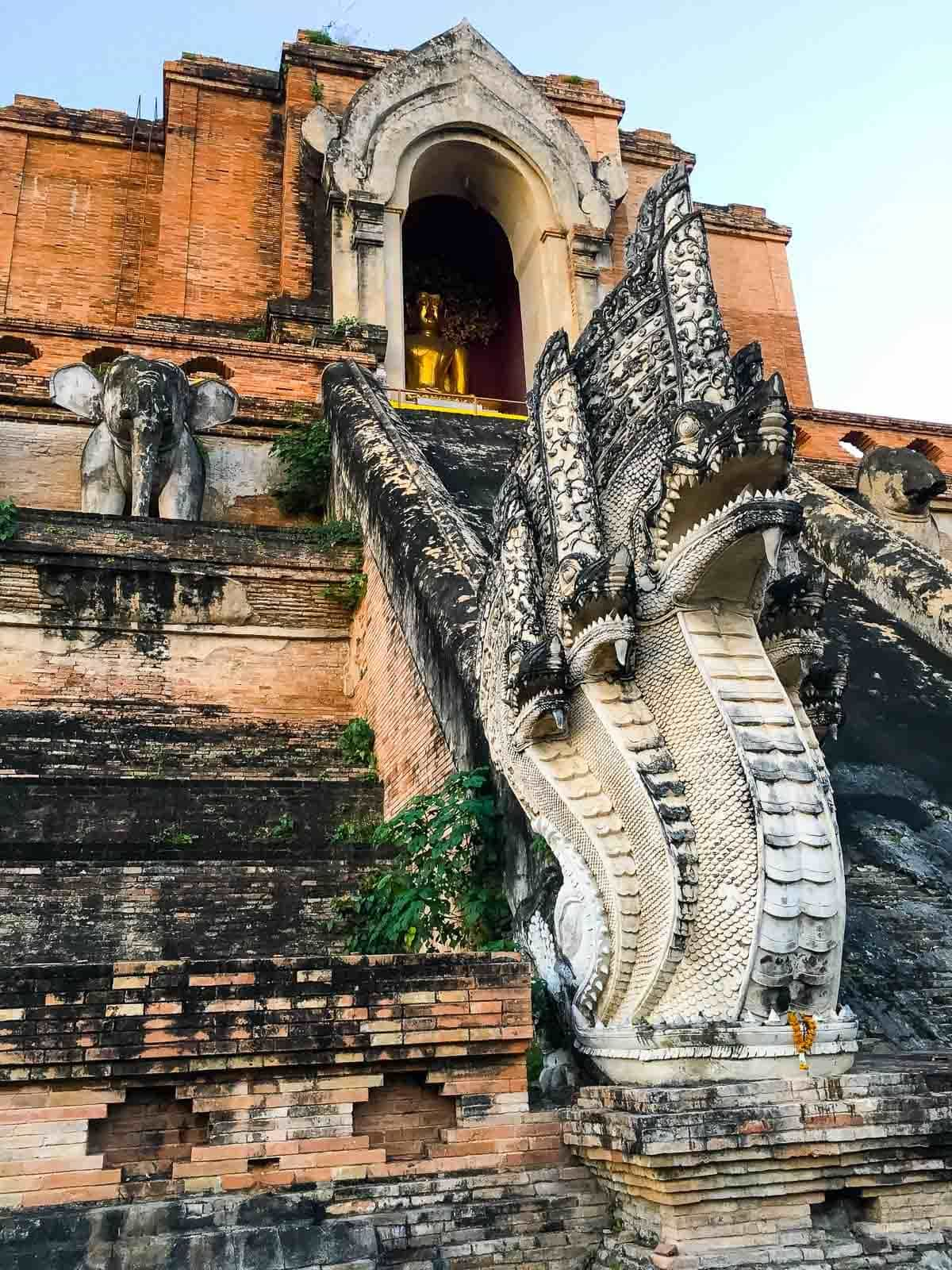 Oldest temple (wat) in Chiang Mai