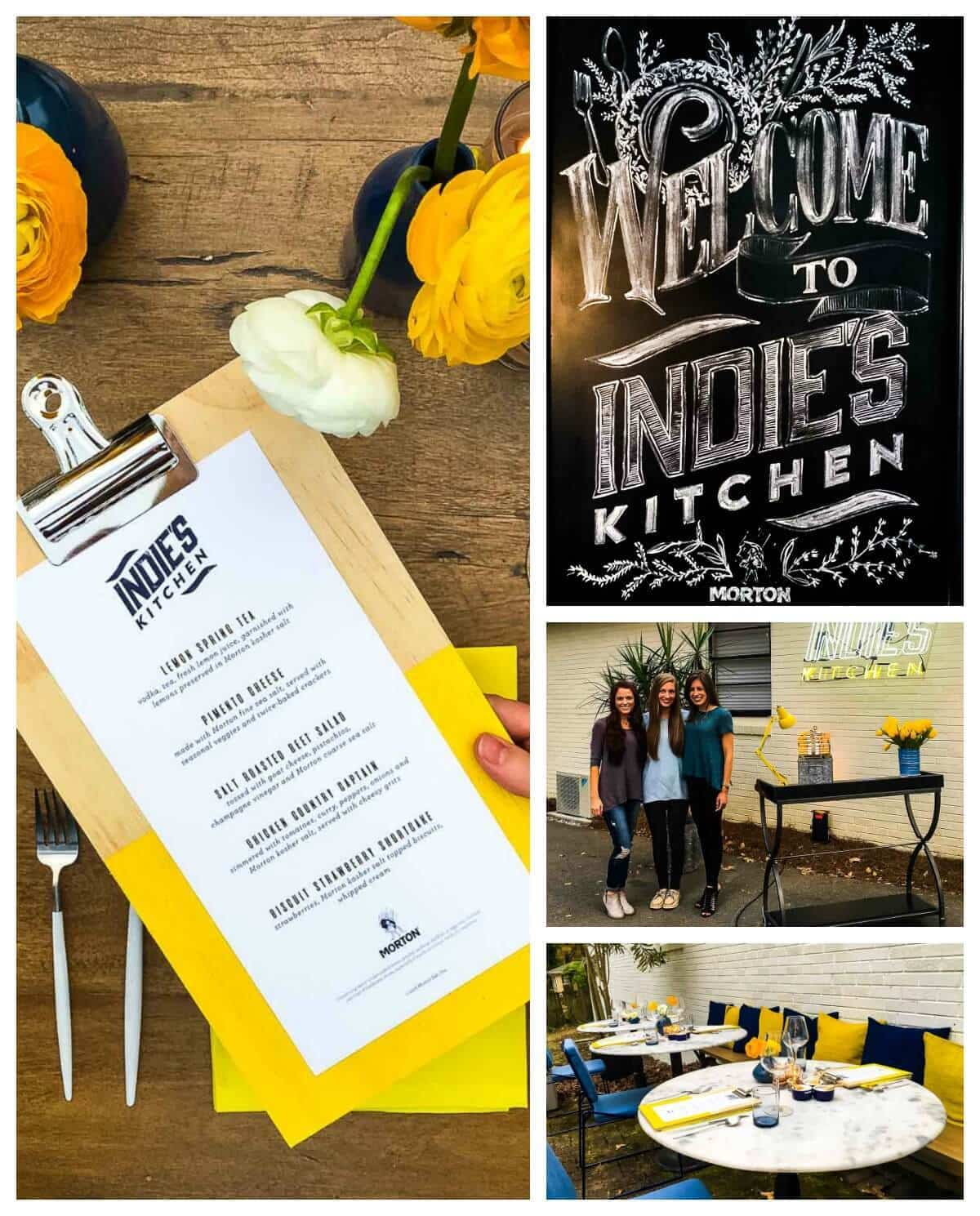 Nashville Chef Next Door Experience with Morton Salt