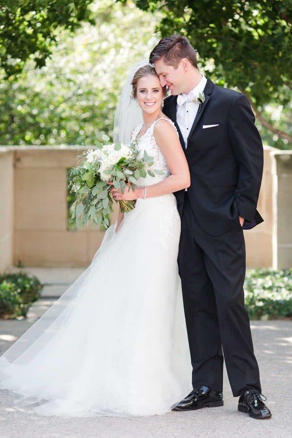 Elaine and Joey Kansas City Wedding