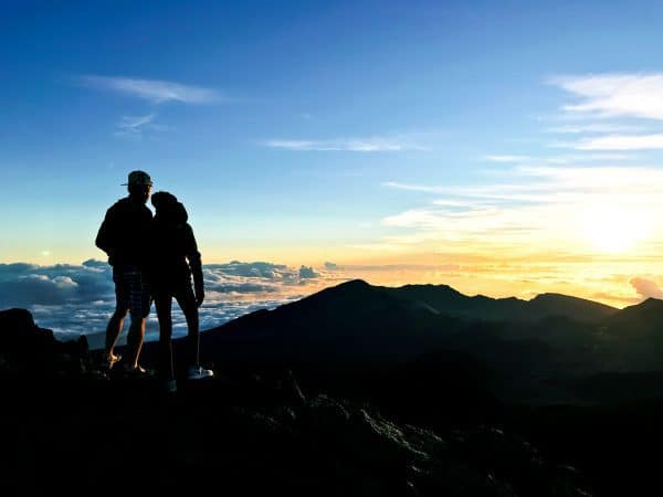 Haleakala Crater - a must visit in Maui. Find everything you need to know to plan the perfect four day trip, including Maui activities, restaurants, hotels, and more!