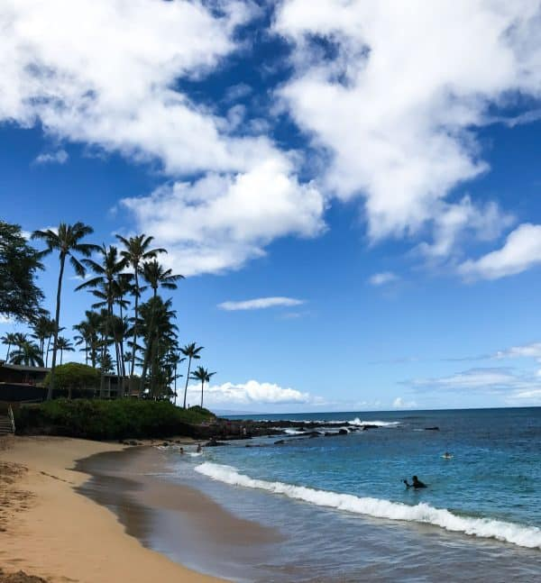 How to Plan a Trip to Maui in Four Days. The best Maui beaches, restaurants, and activities! Pictured: Kapaula Beach