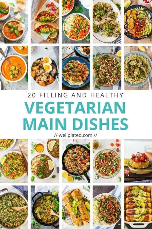 Healthy Meatless Dinner Ideas