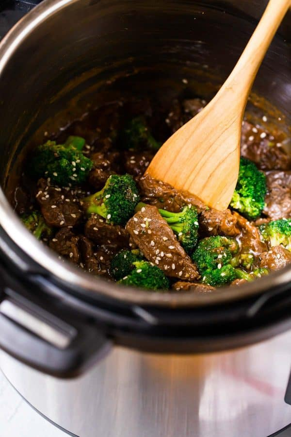 Easy Beef and Broccoli. Gluten free and delicious!