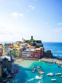 Cinque Italy Travel Guide - Best Cinque Terre Itinerary, Restaurants, Hikes, and Town Walks.