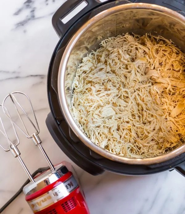 How to Cook Instant Pot Chicken. Simple Instant Pot cook times for chicken breasts and chicken thighs, including fresh, frozen, bone in, and boneless for each. Finally everything you need to know about how long to pressure cook chicken, all in one easy place!