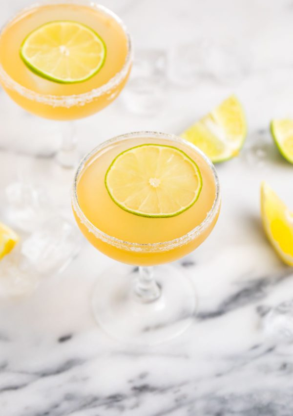 Two Italian Margaritas