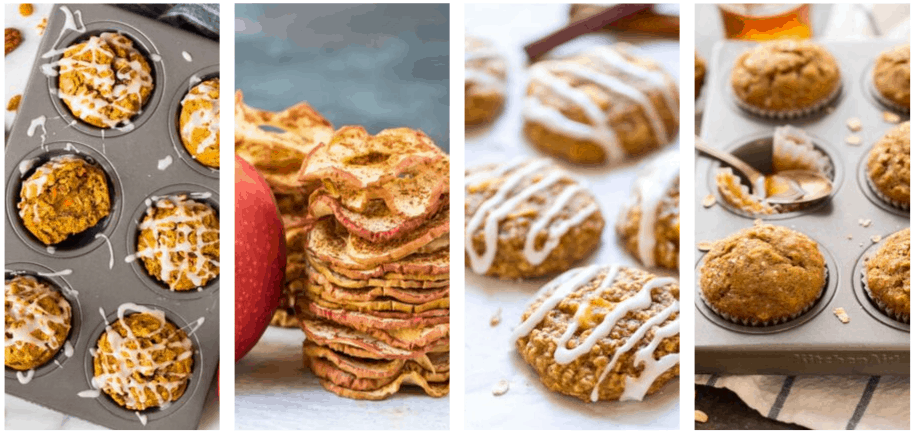 Healthy apple recipes for a delicious snack