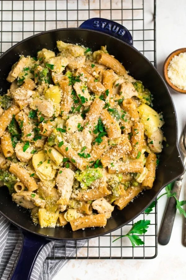 Chicken Broccoli Ziti