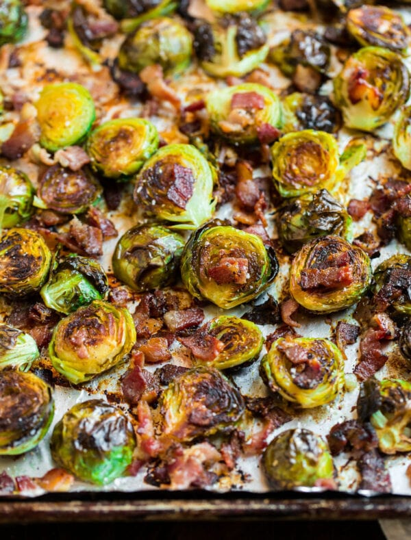 Brussel Sprout Recipes Maple Syrup Bacon