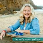 Wellpreneur podcast: Money Mindset for Wellness Entrepreneurs with Denise Duffield-Thomas