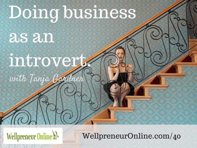 Doing Business as an Introvert