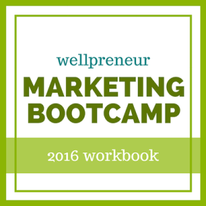 wellpreneur marketing bootcamp 2016 workbook
