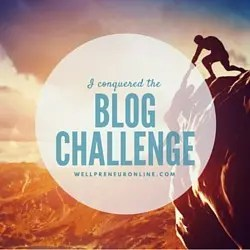 Blog Challenge Badge 3