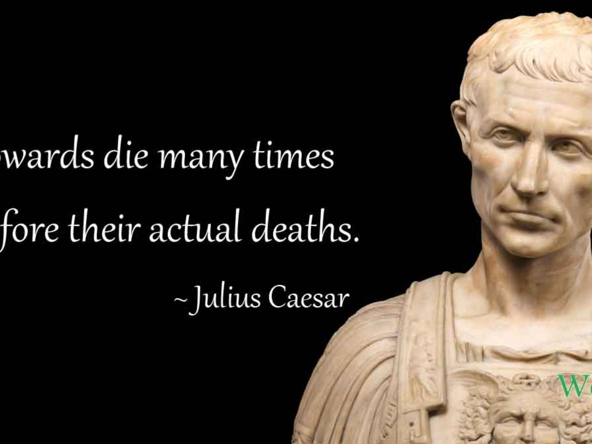 Famous Julius Caesar Quotes