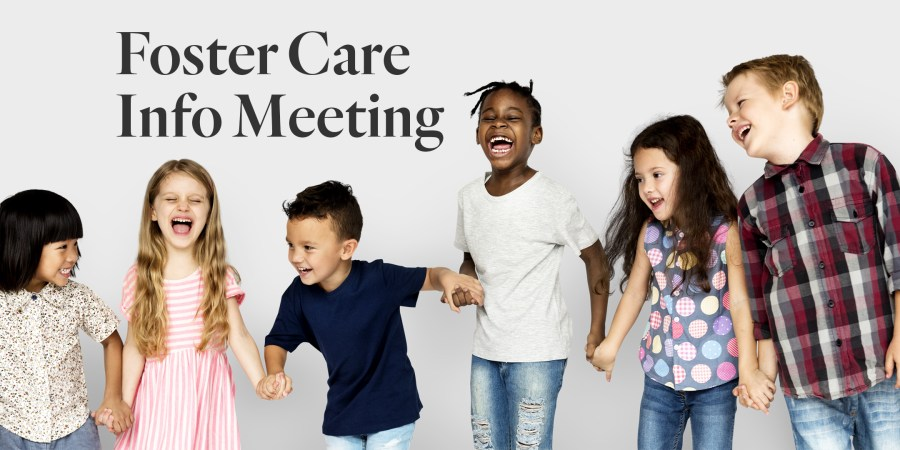 Foster Care Info Meeting – Gainesville