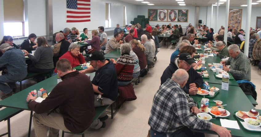 Ag Day Lunch - 1